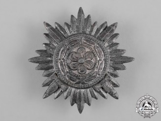Germany, Wehrmacht. An Eastern People's Bravery Decoration, I Class, Silver Grade