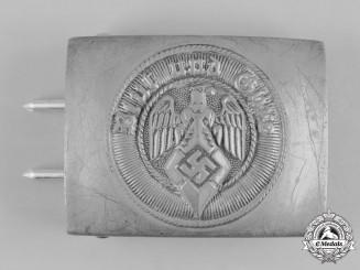 Germany, HJ. A HJ Buckle, by Overhoff & Co.