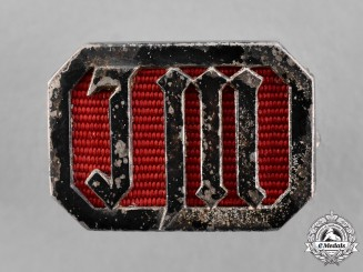 Germany, Third Reich. A Young Girls' League Achievement Badge, by Eugen Schmidhaussler