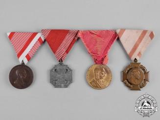 Austria, Imperial. A Lot of Imperial Austrian Medals & Decorations