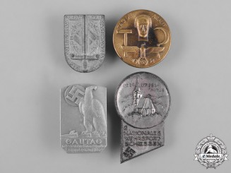 Germany, Third Reich. A Group of Third Reich Period Event Badges