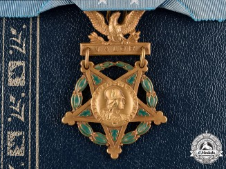 United States. An Army Medal of Honor, Type VI