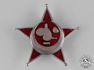 Turkey, Ottoman Empire. A War Medal, Galipoli Star, German Made
