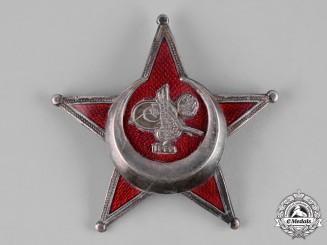 Turkey, Ottoman Empire. A War Medal,  Galipoli Star, by B.B. & Co.