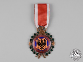 Czechoslovakia, Republic. A Silesia Fire Department Merit Medal