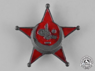 Turkey, Ottoman Empire. A War Medal, Galipoli Star