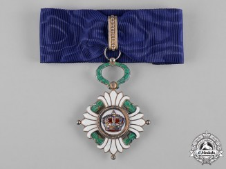 Yugoslavia, Kingdom. An Order of the Yugoslav Crown, III Class Commander