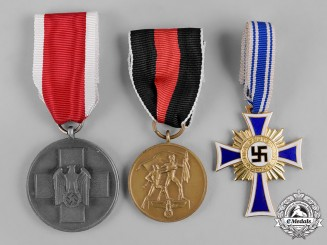 Germany, Third Reich. A Lot of Third Reich Period Decorations