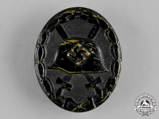 Germany, Wehrmacht. A Wound Badge in Black