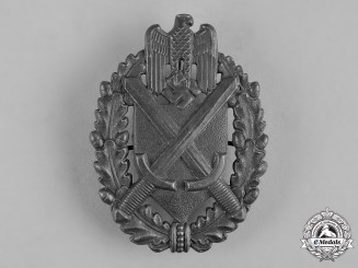 Germany, Heer. A Marksmanship Shield, Grades 5-8