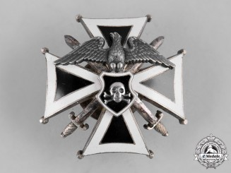 Estonia, Republic. A Kuperjanov Infantry Battalion Badge