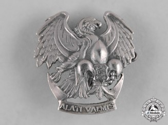 Estonia. A Young Eagles Membership Badge