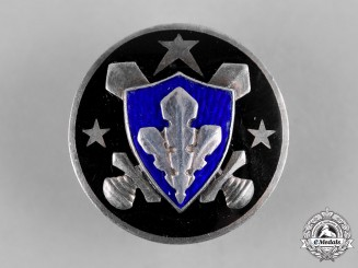 Estonia, Republic. A Defence Badge for Sports by Roman Tavast