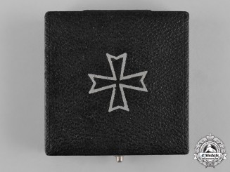 Germany, Wehrmacht. An War Merit Cross, I Class, Case