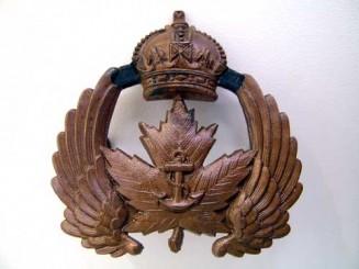 CANADIAN NAVAL AIR SERVICE BADGE