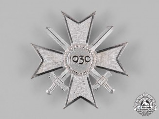 Germany, Federal Republic. A War Merit Cross, I Class with Swords, 1957 Version