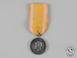 Prussia, Kingdom. A Merit Award for Rescue from Danger