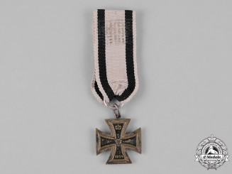 Germany, Imperial. A Miniture 1914 Iron Cross II Class for Non-Combatants