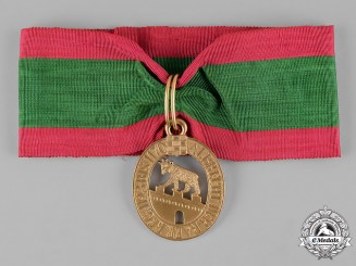 Anhalt, Duchy. A House Order of Albert the Bear, Commander, c.1910