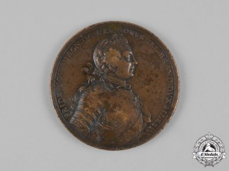 Prussia, Kingdom. A Seven Years War Battle of Prague Medal