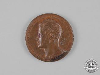 Prussia, Kingdom. A 1821 Friedrich Wilhelm III Arts Medal