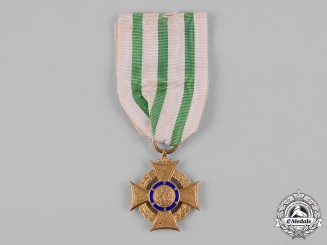 Saxony, Kingdom. An Honour Cross for Volunteer Nurses 1914/1918