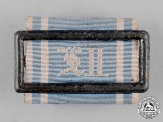 Bavaria, Kingdom. A Landwehr Long Service Clasp