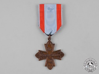 Hesse-Darmstadt, Grand Duchy. A Military Medical Cross