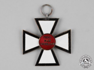 Germany, Weimar Republic. A German Confession Cross