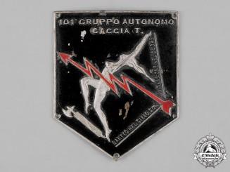Italy, Kingdom. A Fascist Italian Air Force Arm Shield