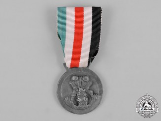 Italy, Kingdom. An Italian-German African Campaign Medal