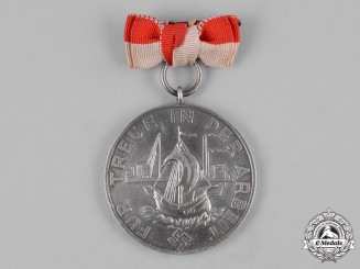 Germany, Third Reich. A Chamber of Commerce and Industry Medal for Faithful Work