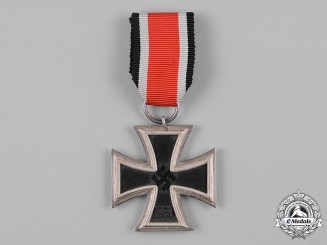 Germany, Wehrmacht. A 1939 Iron Cross II Class by B.H. Mayer
