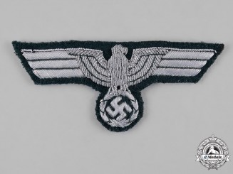 Germany, Heer. An Officer's Tunic Breast Eagle