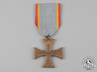 Mecklenburg-Schwerin, Grand Duchy. A Military Merit Cross, II Class