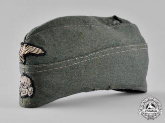 Germany, SS. A Waffen-SS EM/NCO's Overseas Field Cap