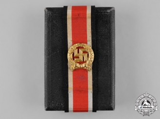 Germany, Heer. An Honour Roll Clasp of the Army, with Case
