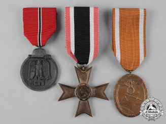 Germany, Third Reich. A Lot of Three Awards