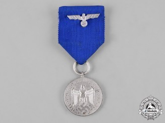 Germany, Wehrmacht. A Wehrmacht 4-Year Long Service Medal