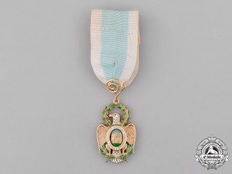 United States. A Society of the Cincinnati Eagle Medal by Arthus Bertrand, c.1930