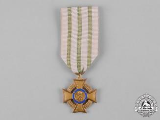 Saxony, Kingdom. An Honour Cross for Volunteer Nursing