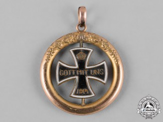 Germany, Imperial. A First War Patriotic Badge