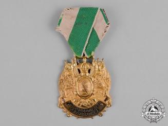 Germany, Imperial. A Saxon Military Association Oberfrohna Membership Badge
