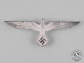 Germany, Kriegsmarine. A Summer Tunic Breast Eagle