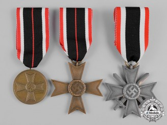 Germany, Third Reich. A Lot of Third Reich Awards