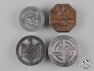 Germany, Third Reich. A Lot of Third Reich Event and Day Badges