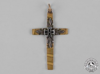 Germany, Imperial. A Field-Made First War Imperial German Army Cross