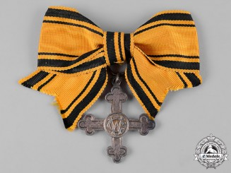 Germany, Imperial. A Württemberg Charlotte Cross