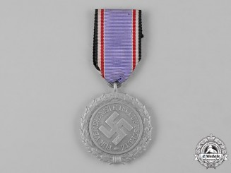 Germany, Luftwaffe. An Air Raid Defence Medal, II Class