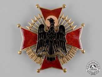 Spain, Franco Period. An Order of Cisneros, Grand Cross Star, c.1950